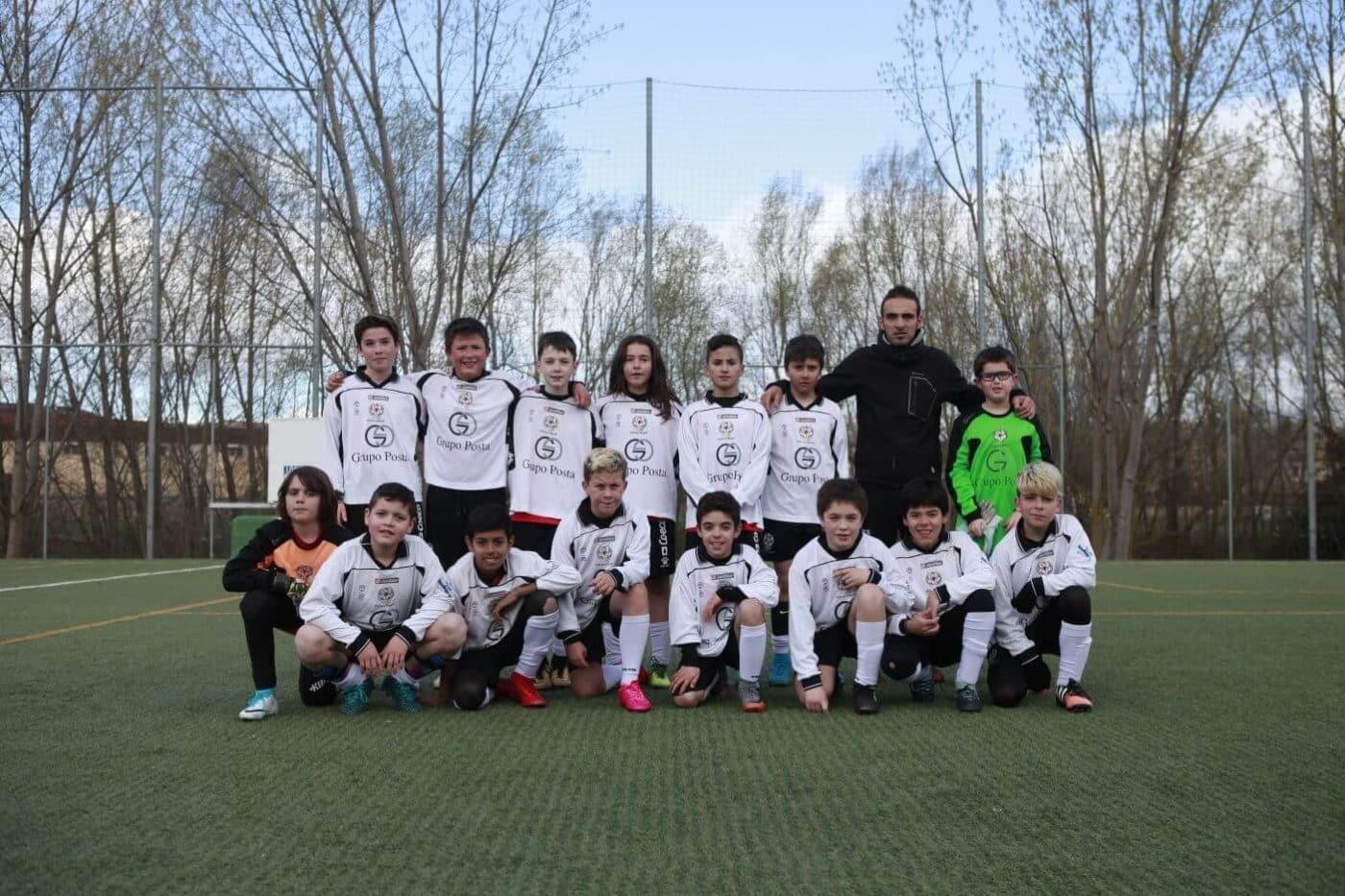 Haro Sport Club y Athletic Club, ganadores del Torneo Haro Capital del Rioja 13
