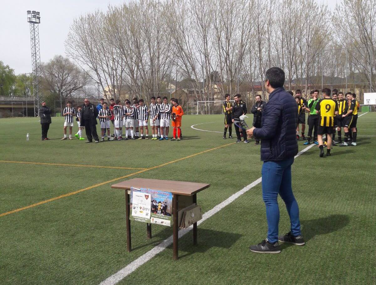 Haro Sport Club y Athletic Club, ganadores del Torneo Haro Capital del Rioja 14