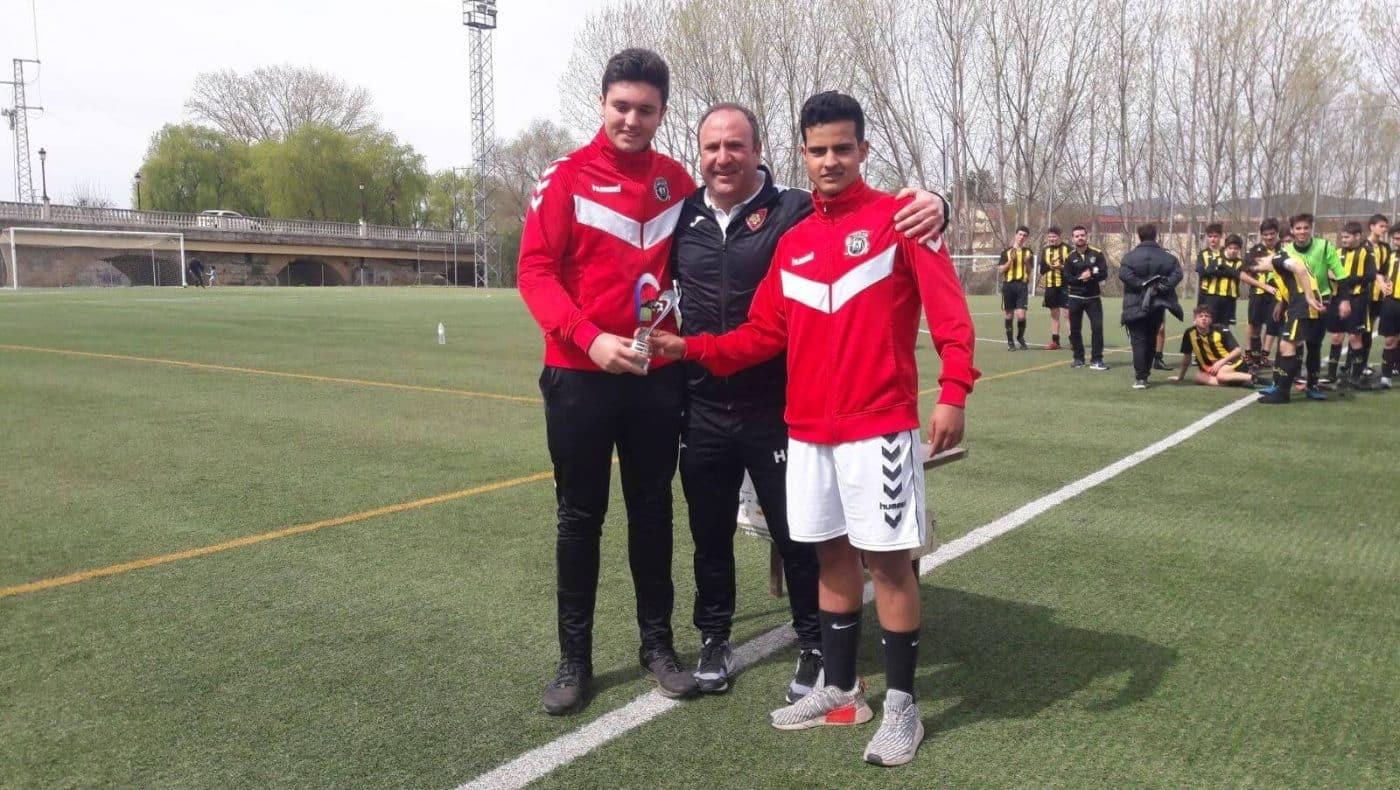 Haro Sport Club y Athletic Club, ganadores del Torneo Haro Capital del Rioja 15