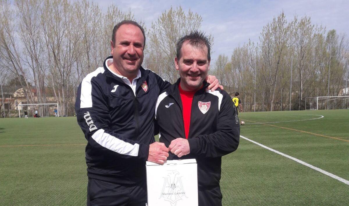 Haro Sport Club y Athletic Club, ganadores del Torneo Haro Capital del Rioja 17
