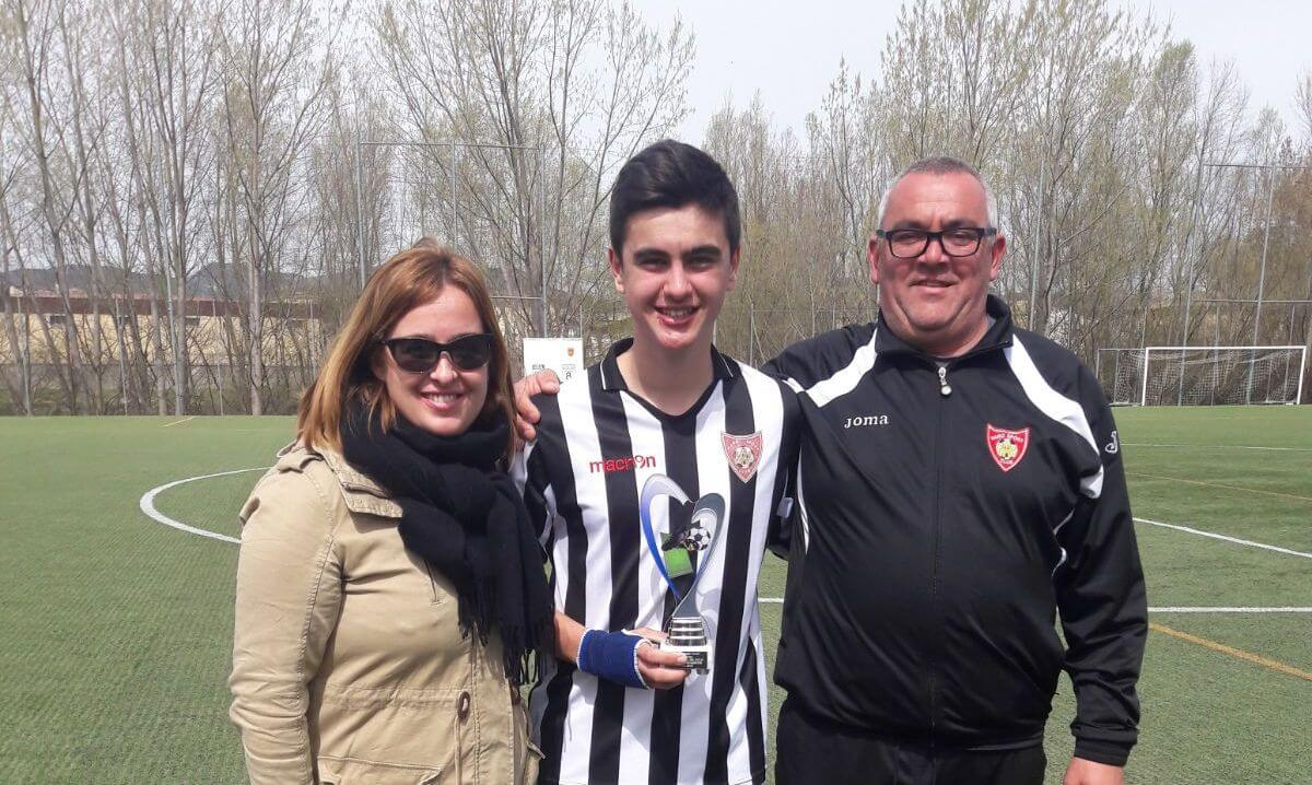Haro Sport Club y Athletic Club, ganadores del Torneo Haro Capital del Rioja 18