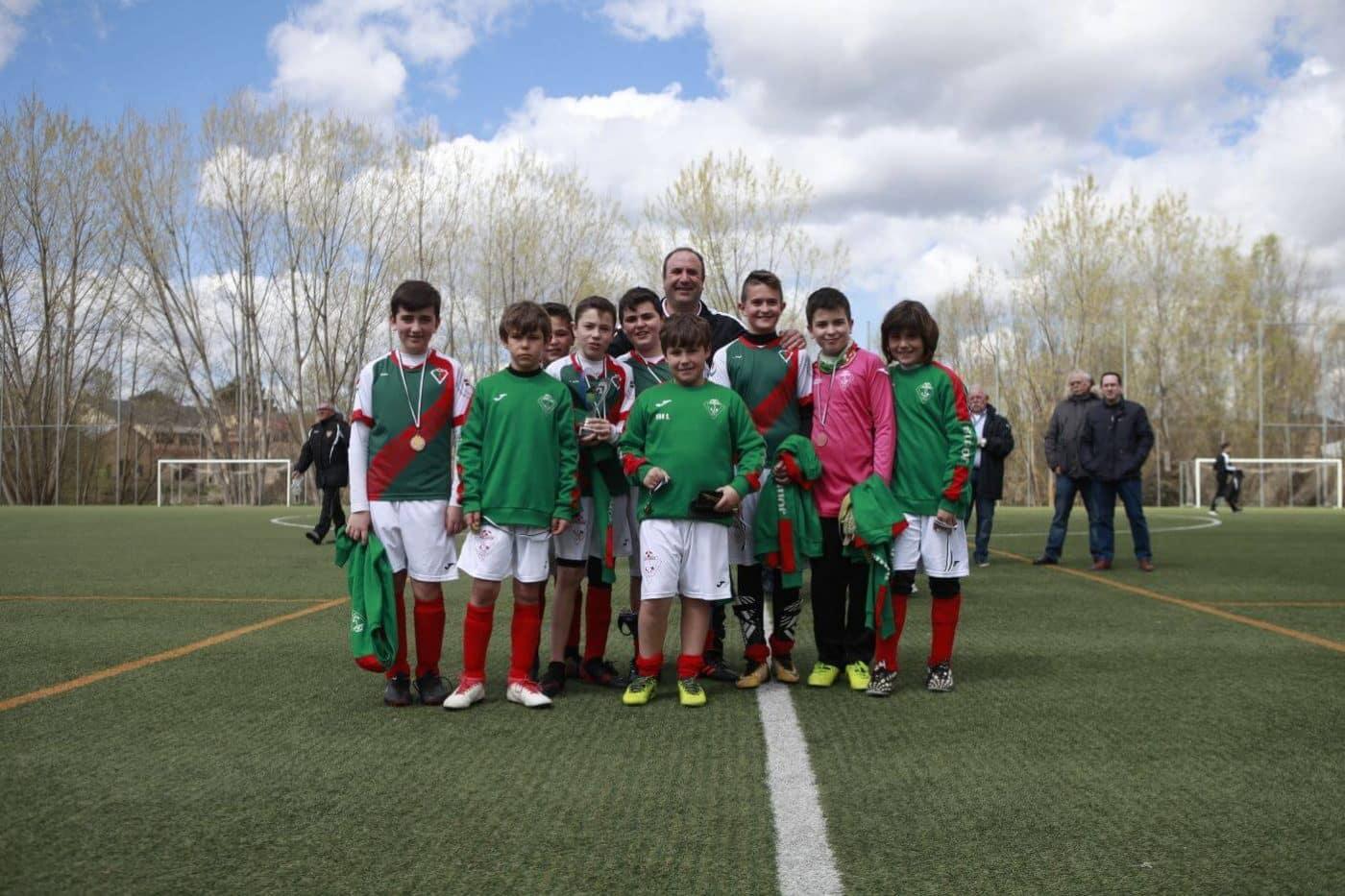 Haro Sport Club y Athletic Club, ganadores del Torneo Haro Capital del Rioja 2