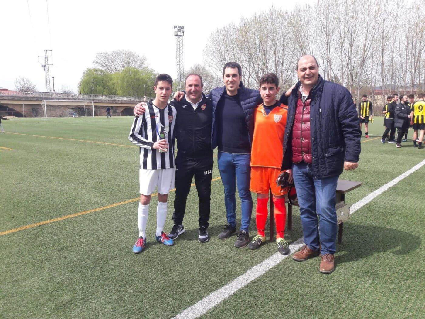 Haro Sport Club y Athletic Club, ganadores del Torneo Haro Capital del Rioja 19