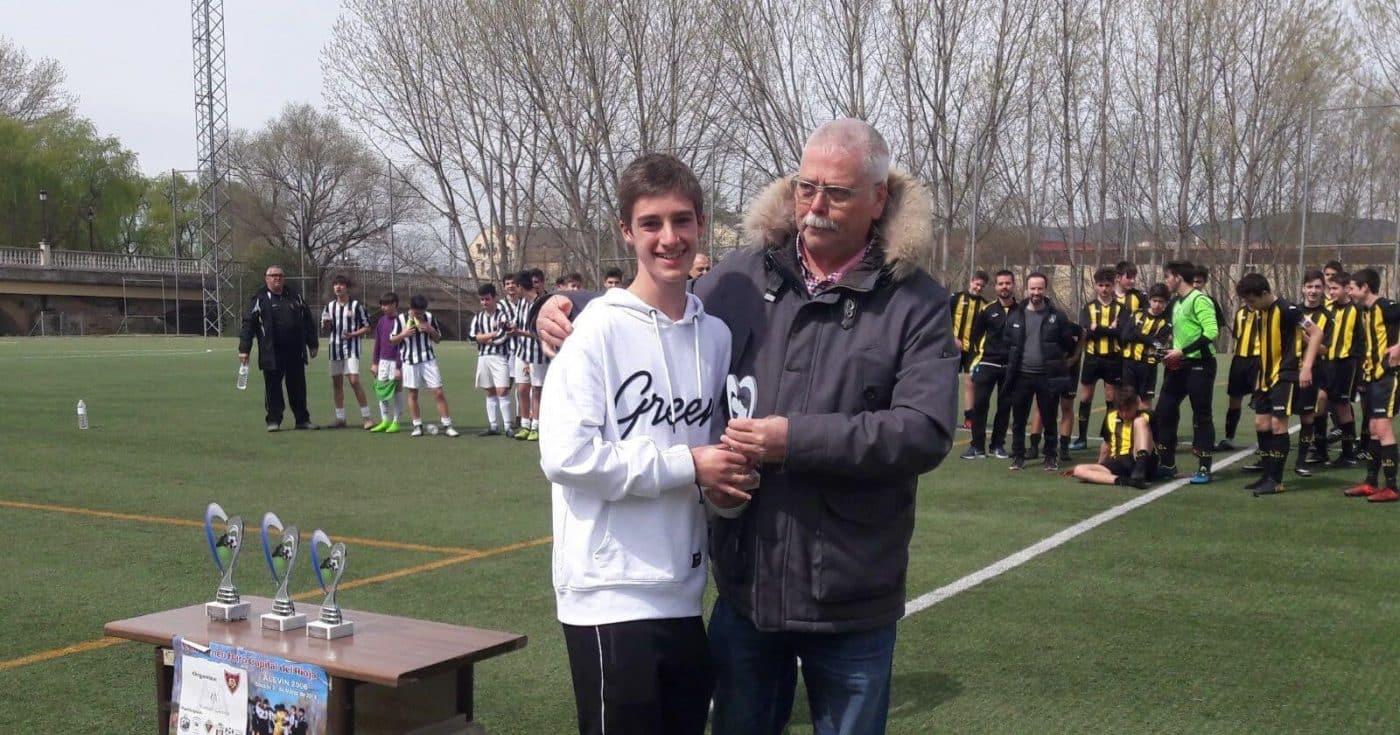 Haro Sport Club y Athletic Club, ganadores del Torneo Haro Capital del Rioja 20
