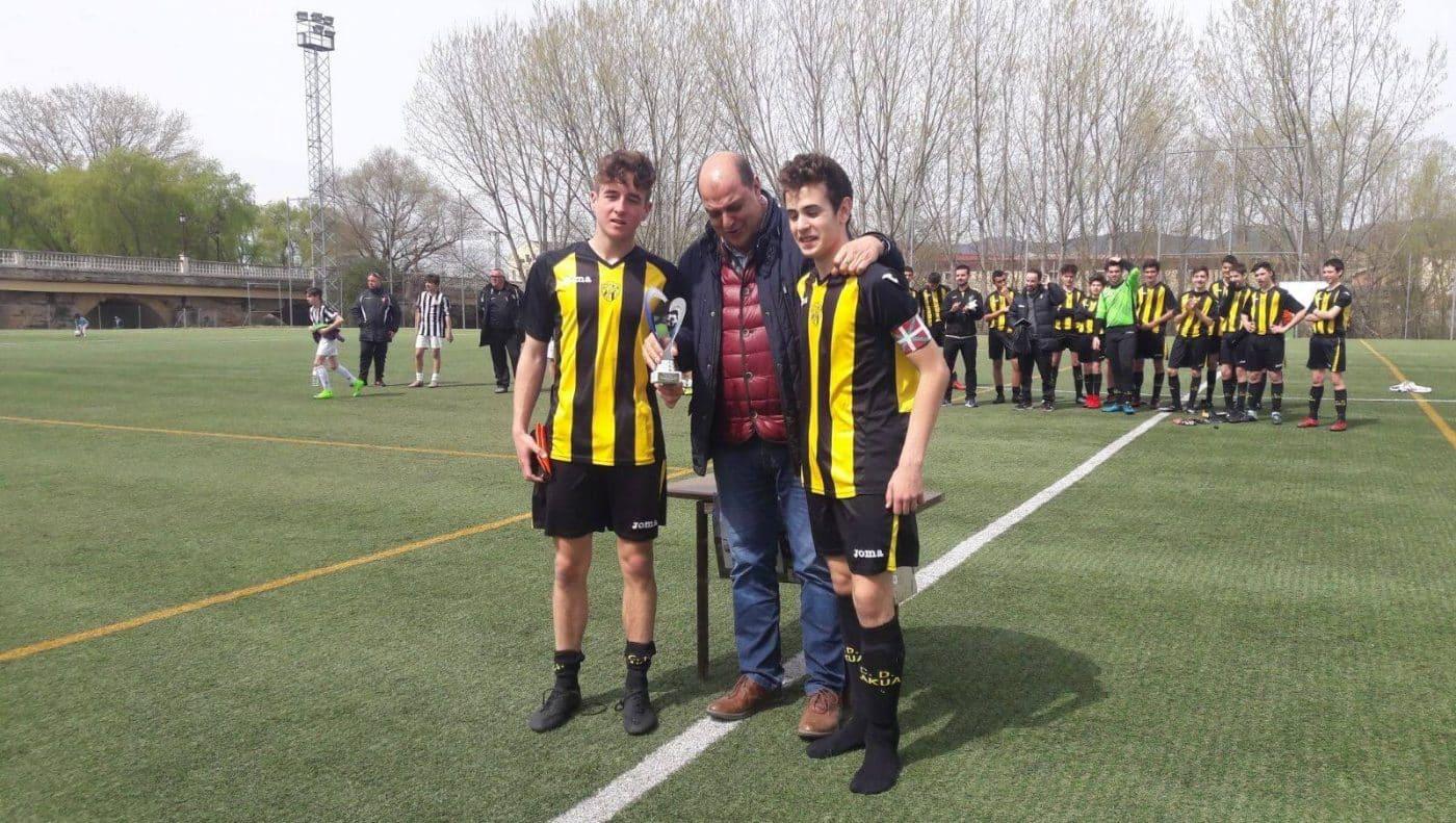 Haro Sport Club y Athletic Club, ganadores del Torneo Haro Capital del Rioja 21