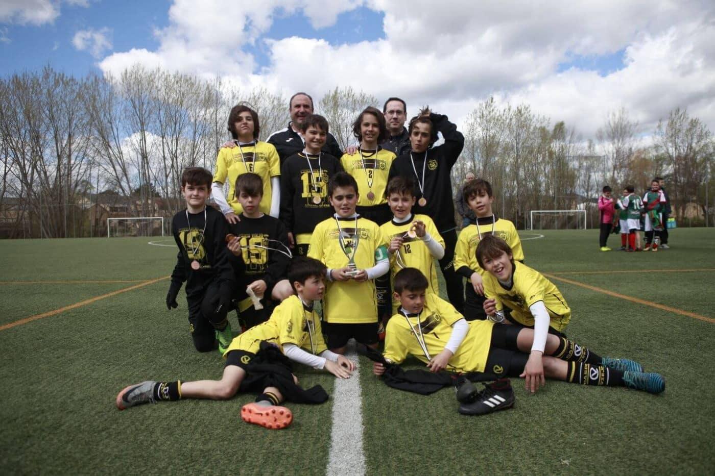 Haro Sport Club y Athletic Club, ganadores del Torneo Haro Capital del Rioja 4