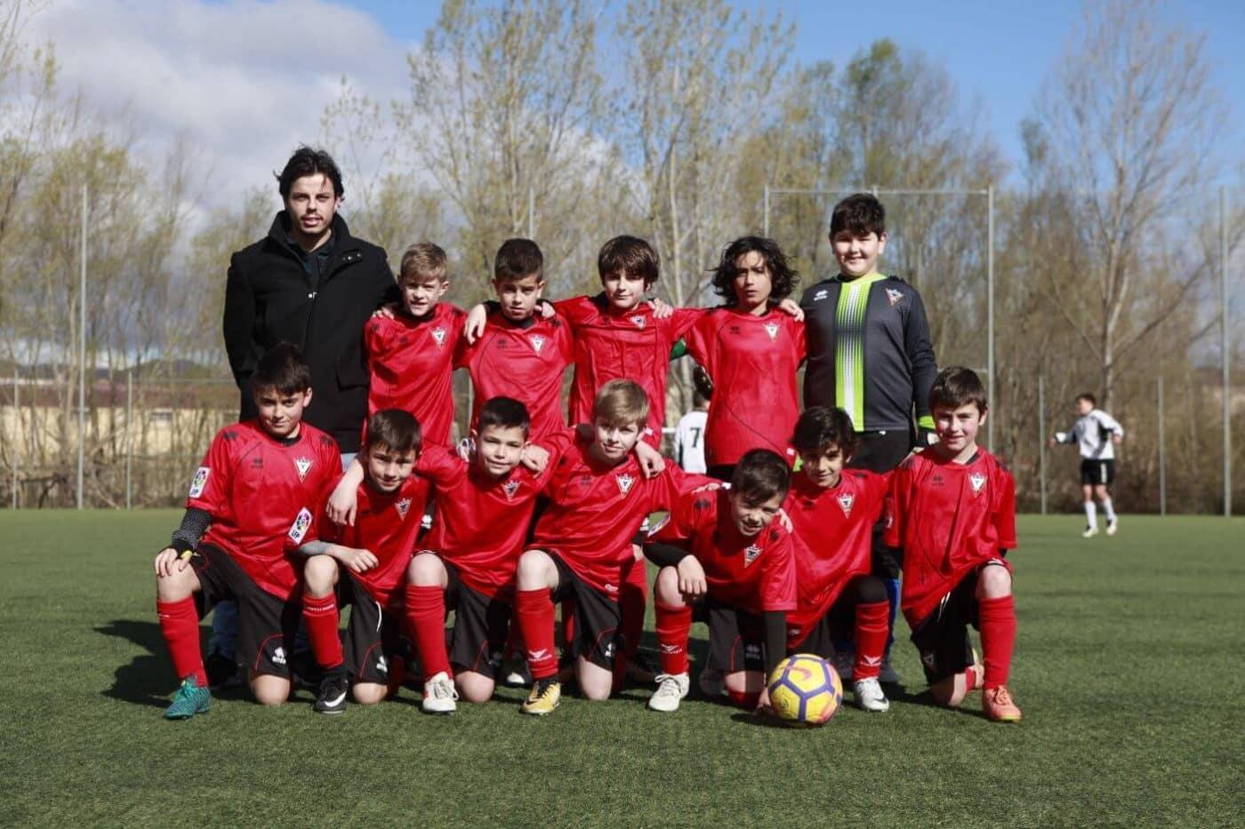 Haro Sport Club y Athletic Club, ganadores del Torneo Haro Capital del Rioja 5