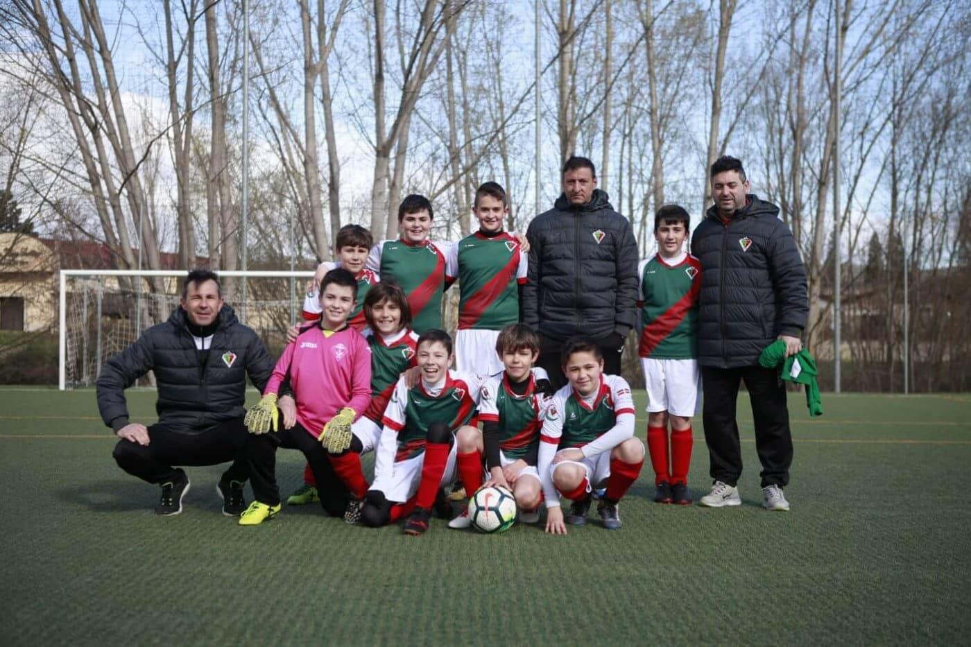 Haro Sport Club y Athletic Club, ganadores del Torneo Haro Capital del Rioja 6