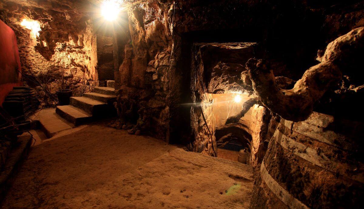 Los barrios de bodegas, un tesoro aún por explotar en La Rioja 1