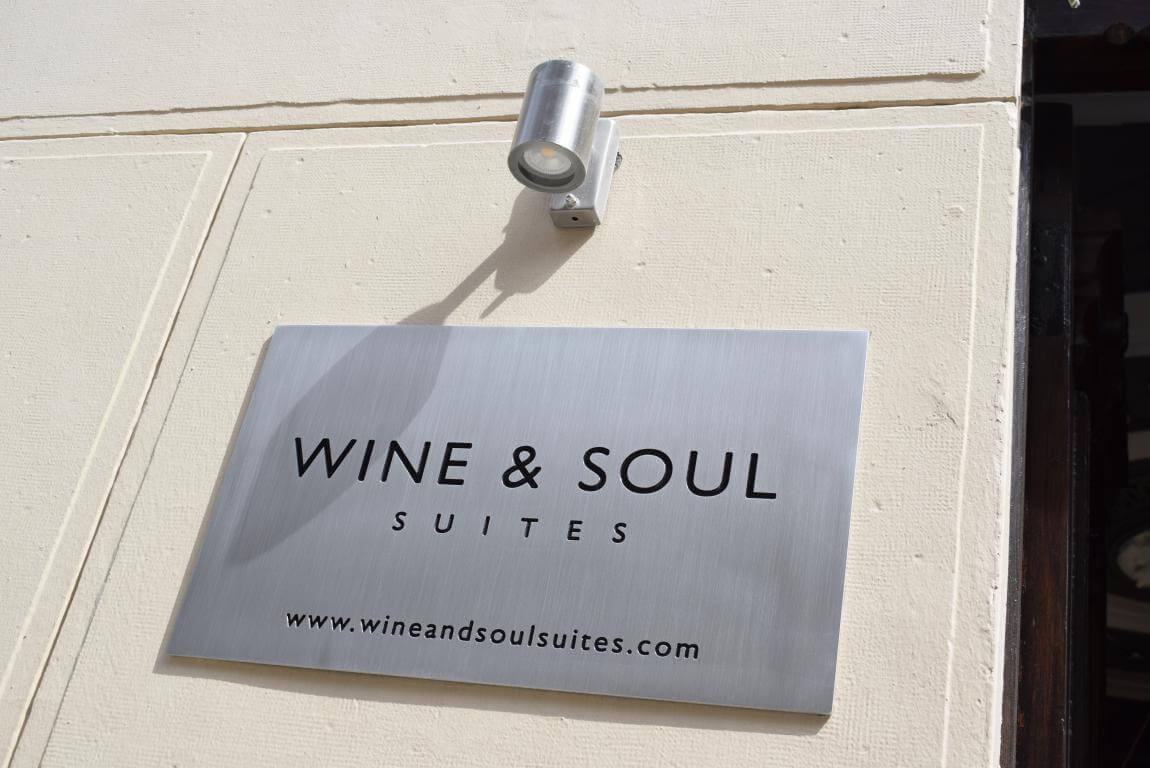 Nacen en el centro de Haro los apartamentos 'Wine & Soul Suits' 2