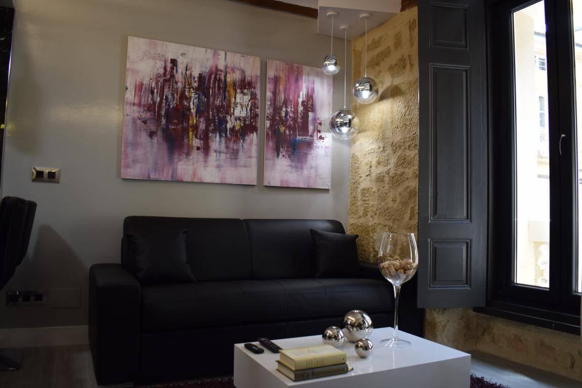 Nacen en el centro de Haro los apartamentos 'Wine & Soul Suits' 5