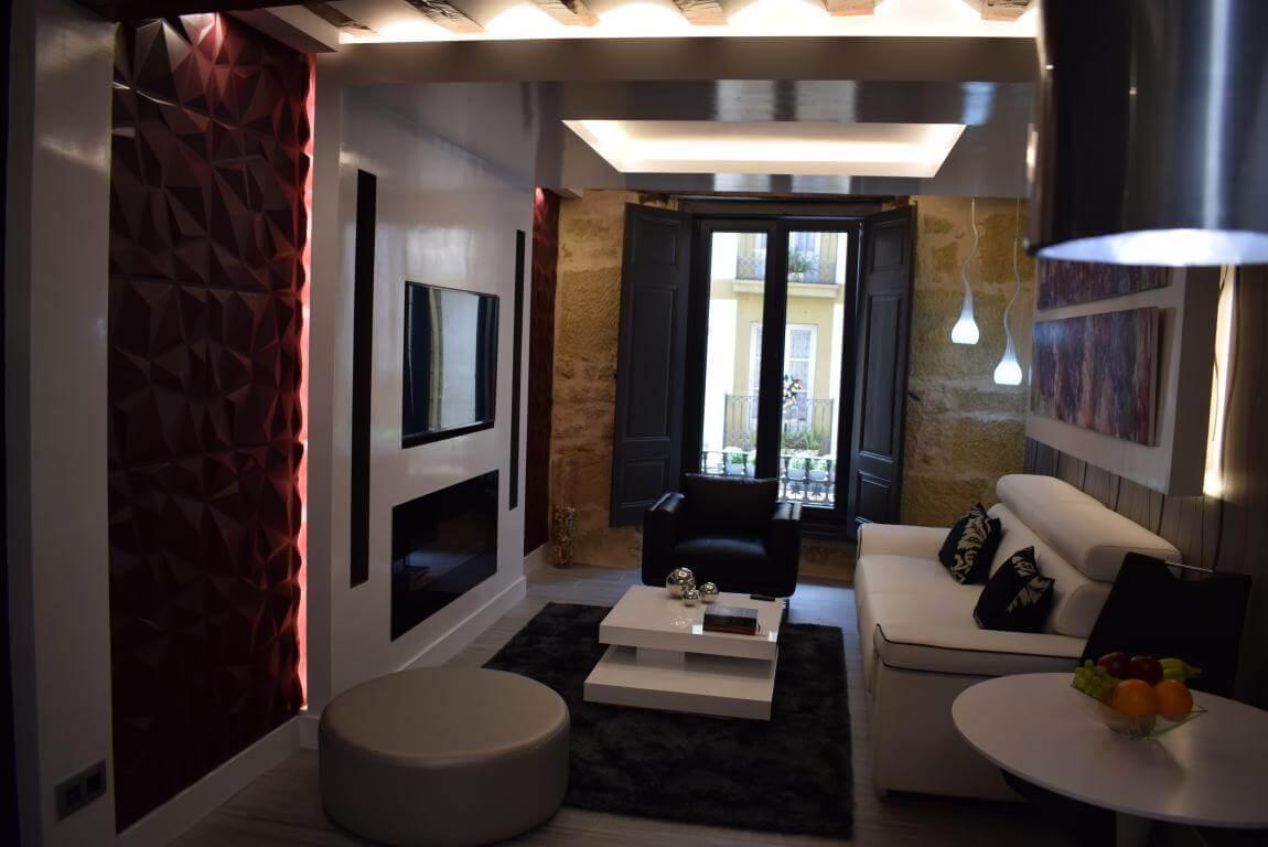 Nacen en el centro de Haro los apartamentos 'Wine & Soul Suits' 6