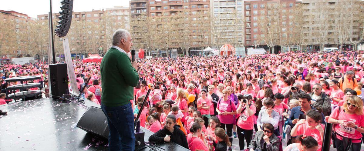 Nuevo éxito de la Carrera de la Mujer: más de 9.000 personas corren para apoyar la investigación contra el cáncer 1