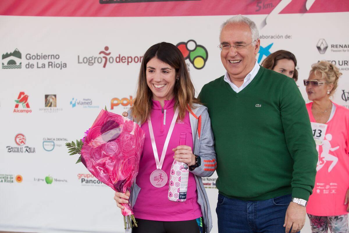 Nuevo éxito de la Carrera de la Mujer: más de 9.000 personas corren para apoyar la investigación contra el cáncer 2