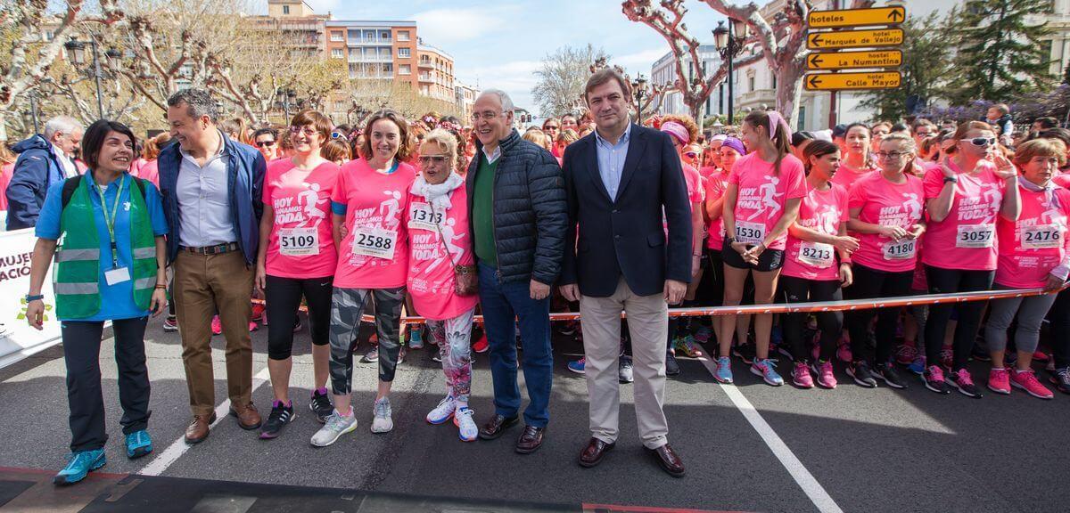 Nuevo éxito de la Carrera de la Mujer: más de 9.000 personas corren para apoyar la investigación contra el cáncer 3