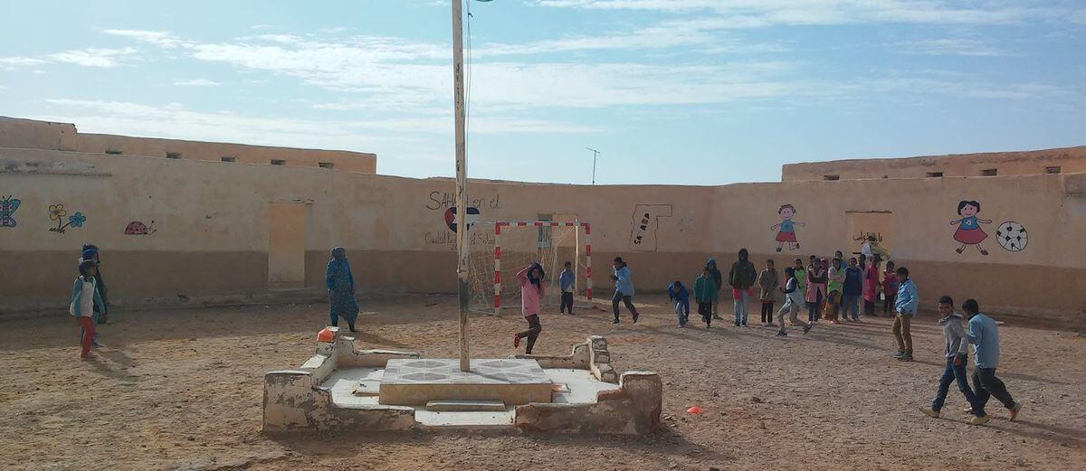 Se buscan en Haro familias para acoger a niños saharauis este verano 2