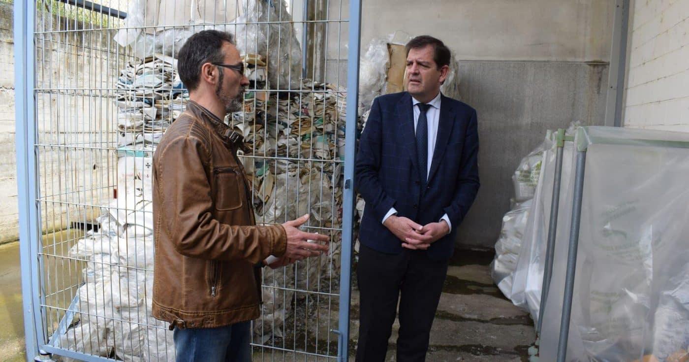 """Agroquímicos Arce de Haro recibe el premio SIGFITO """"por su compromiso ambiental"""" en el reciclaje de envases agrarios 5"""