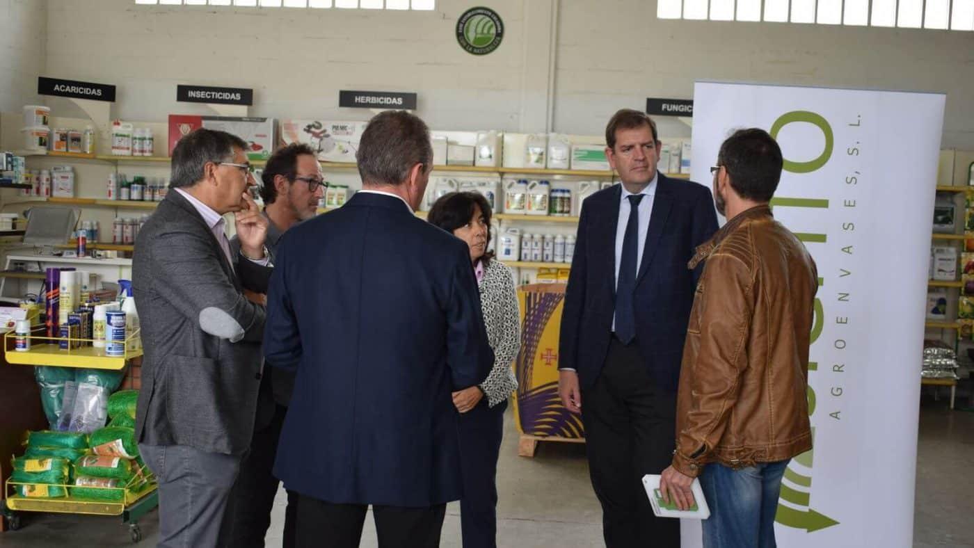 """Agroquímicos Arce de Haro recibe el premio SIGFITO """"por su compromiso ambiental"""" en el reciclaje de envases agrarios 6"""