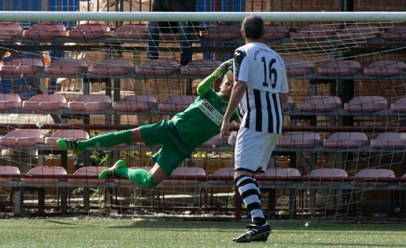 El CD Logroñés, campeón de la Copa Rioja Fútbol Veteranos disputada en Haro 6
