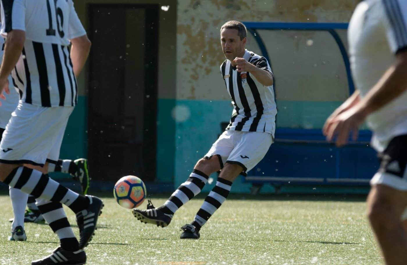 El CD Logroñés, campeón de la Copa Rioja Fútbol Veteranos disputada en Haro 4