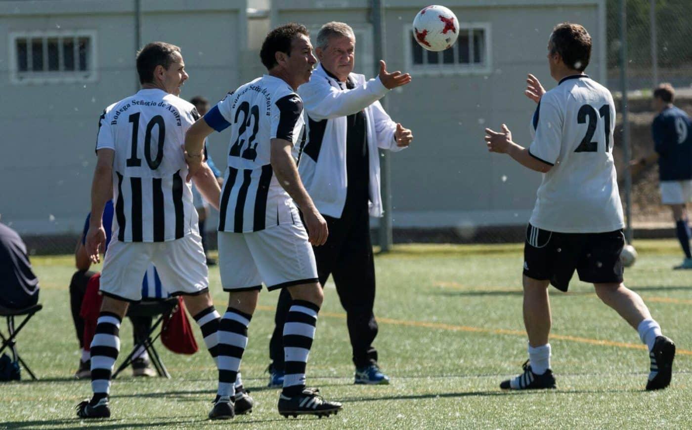 El CD Logroñés, campeón de la Copa Rioja Fútbol Veteranos disputada en Haro 3