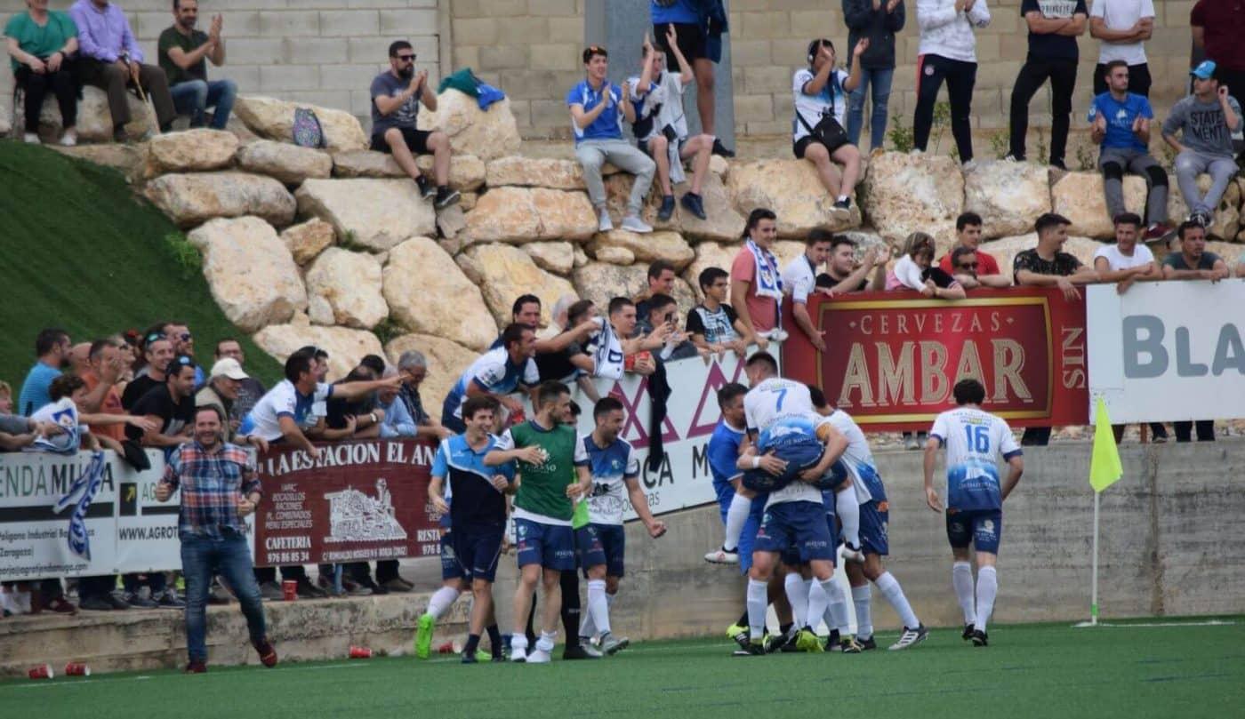 El Haro Deportivo cae en Borja y dice adiós al ascenso 2