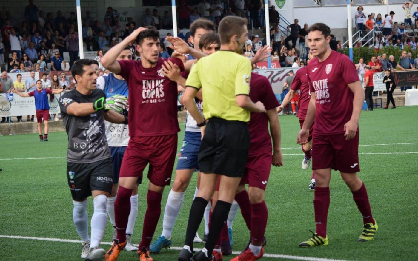 El Haro Deportivo cae en Borja y dice adiós al ascenso 3