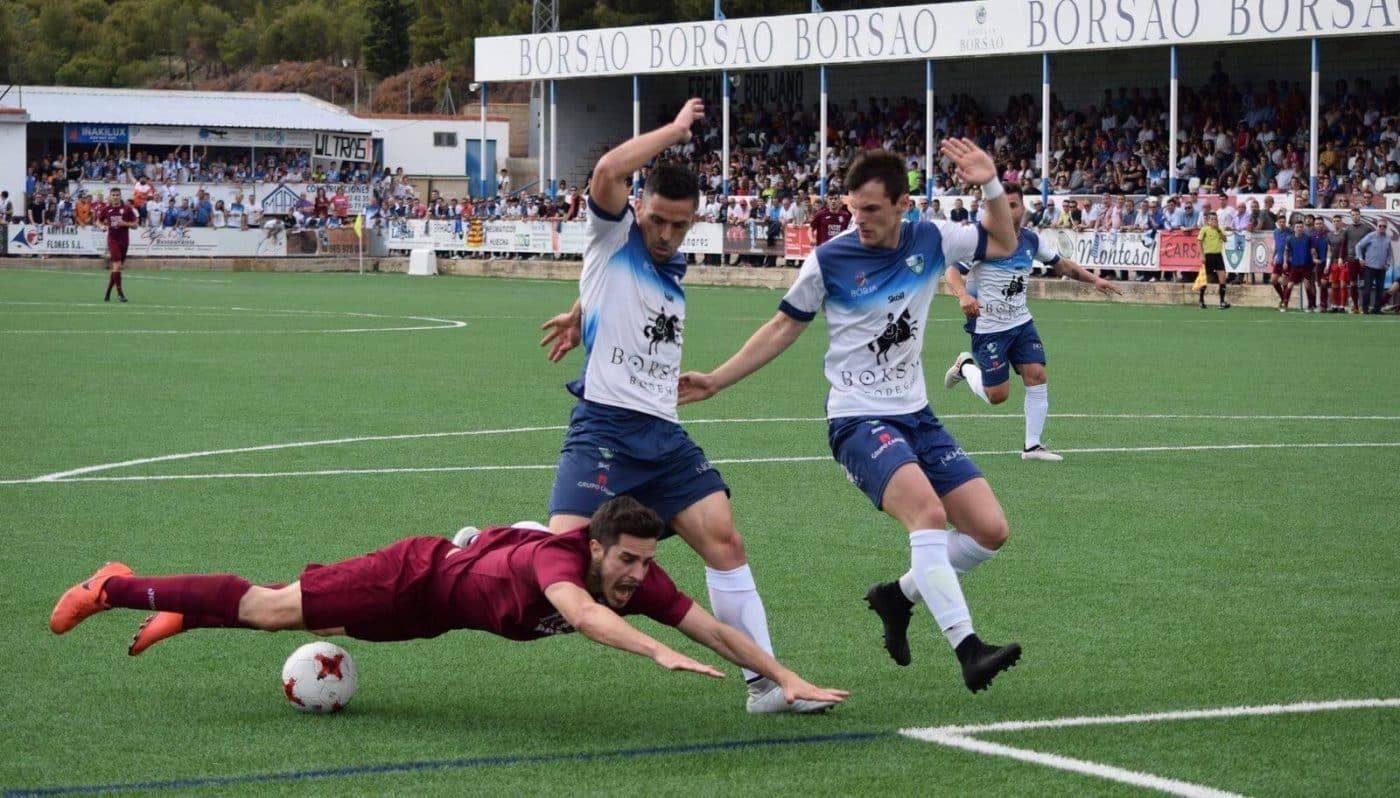 El Haro Deportivo cae en Borja y dice adiós al ascenso 1