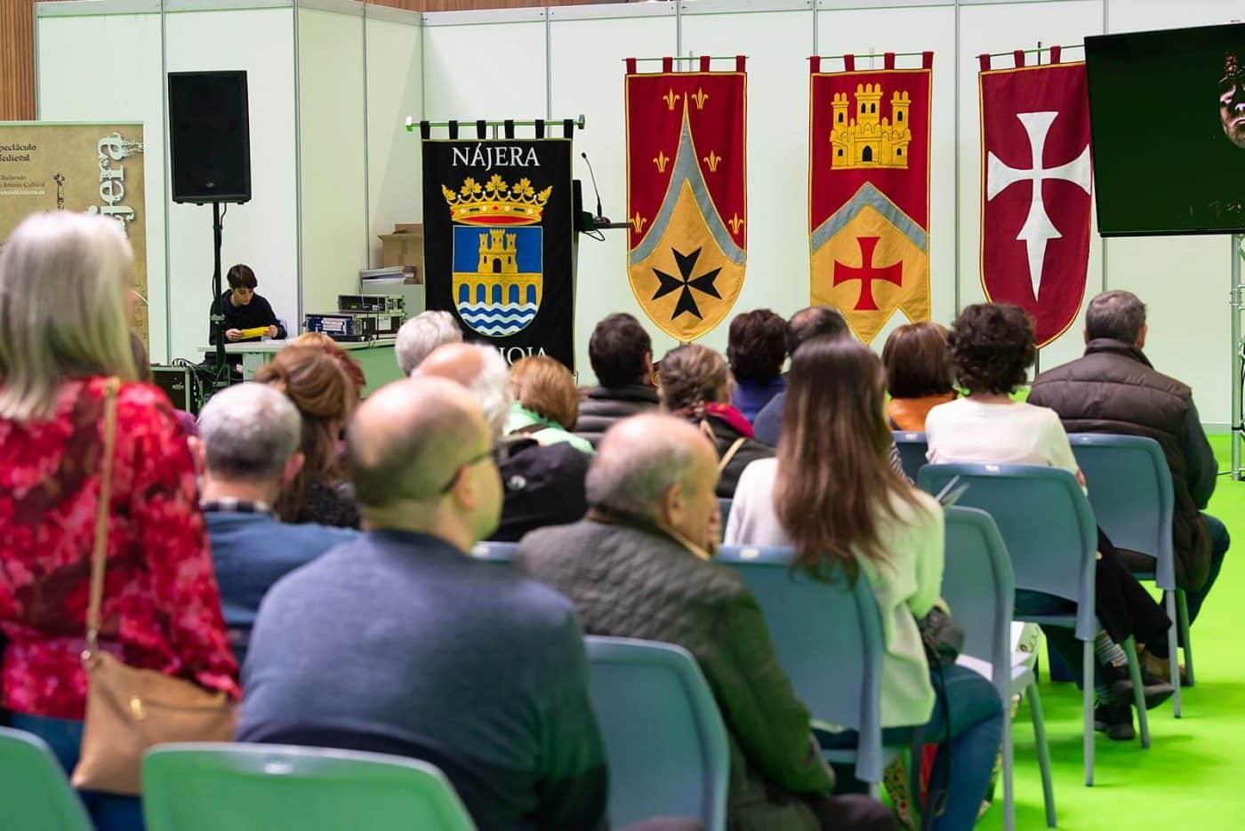 El Reino de Nájera conquista Expovacaciones con una invitada especial 4