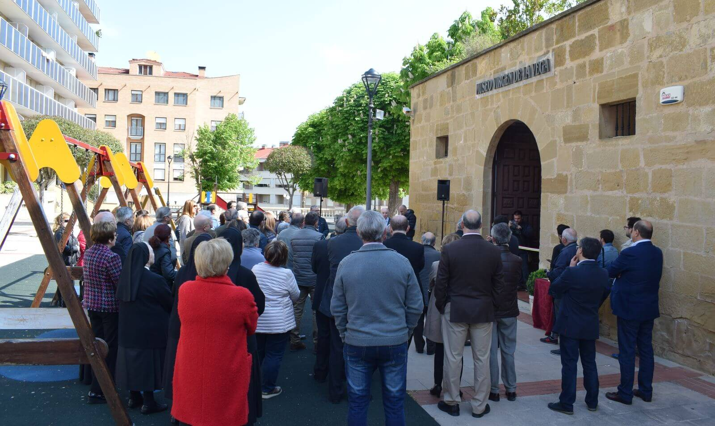 Inaugurada la reforma del Museo Virgen de la Vega 13