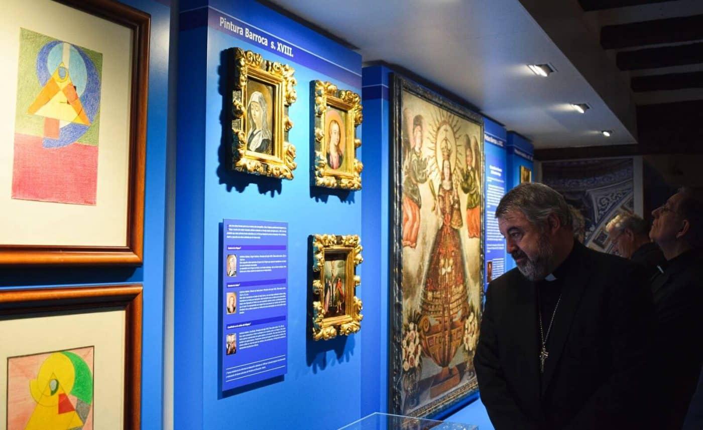 Inaugurada la reforma del Museo Virgen de la Vega 17