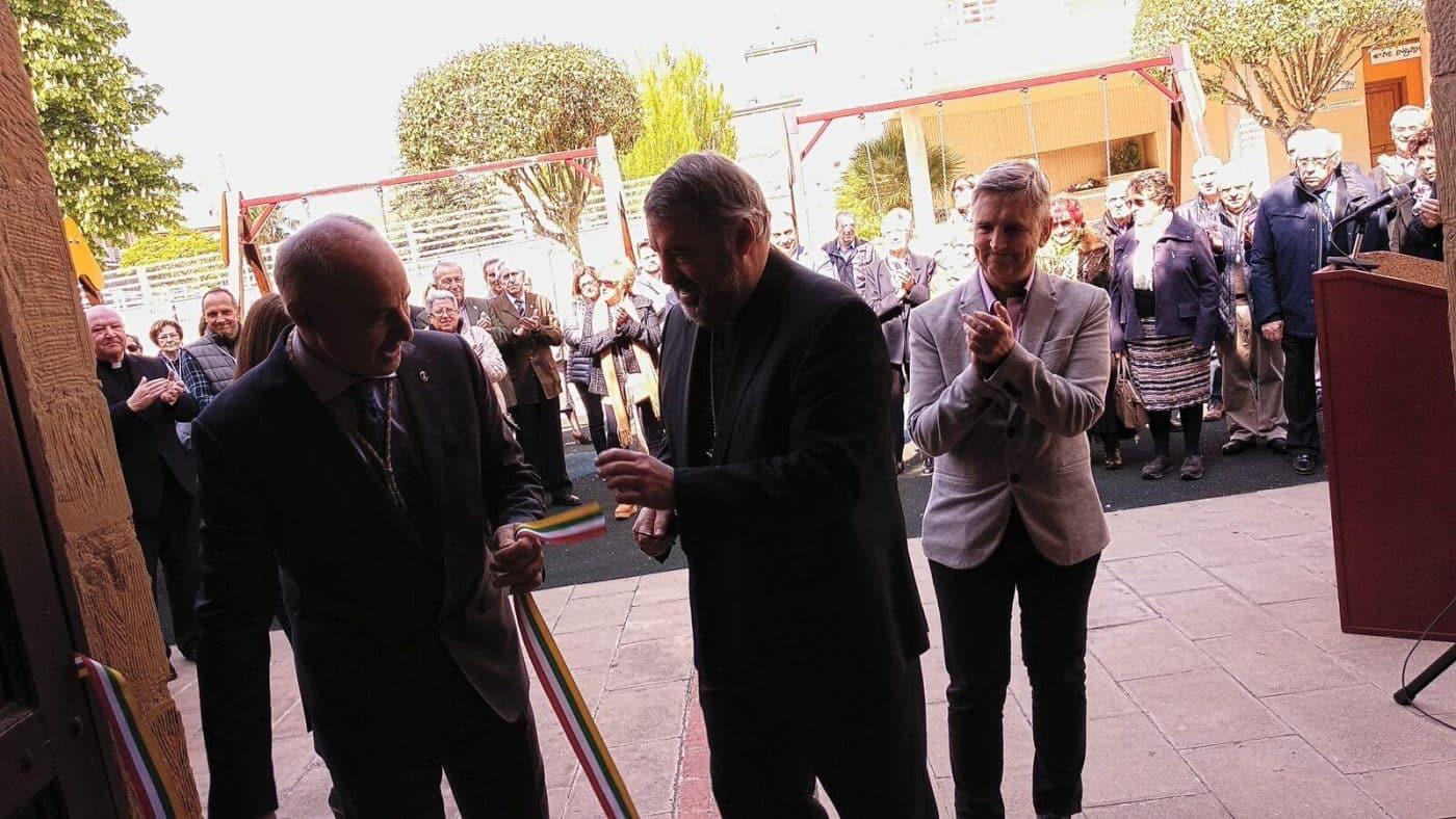 Inaugurada la reforma del Museo Virgen de la Vega 12