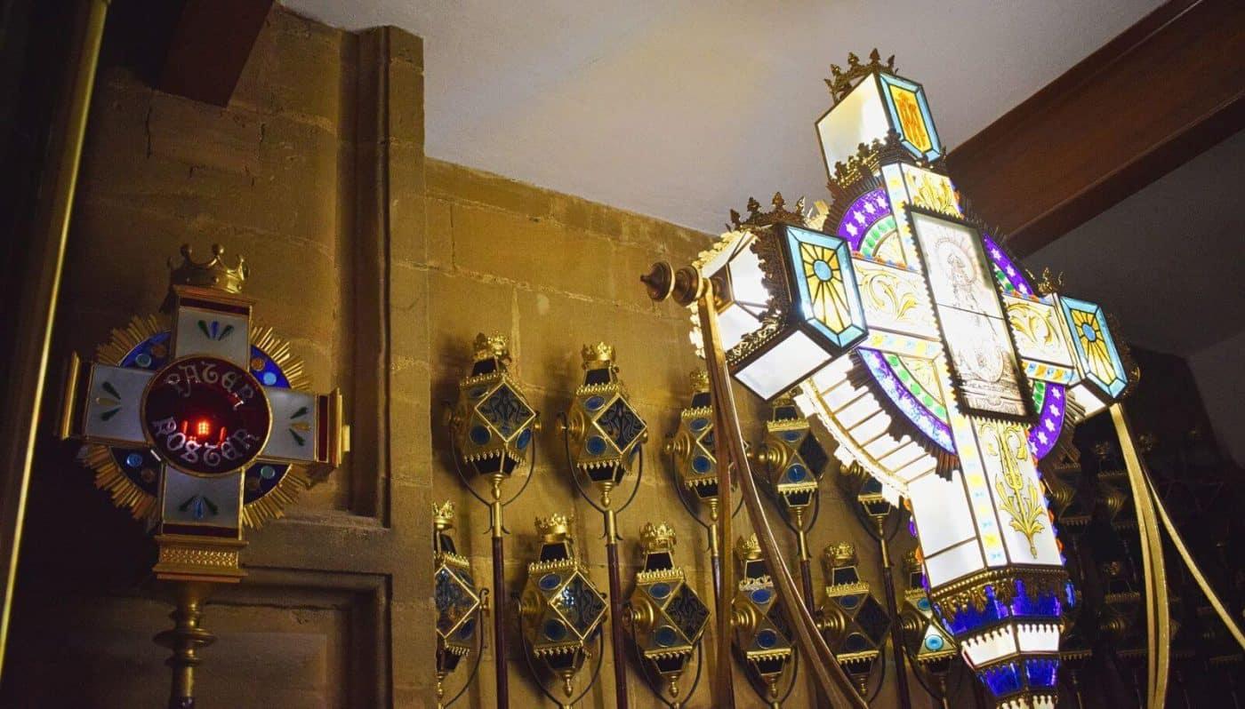 Inaugurada la reforma del Museo Virgen de la Vega 2