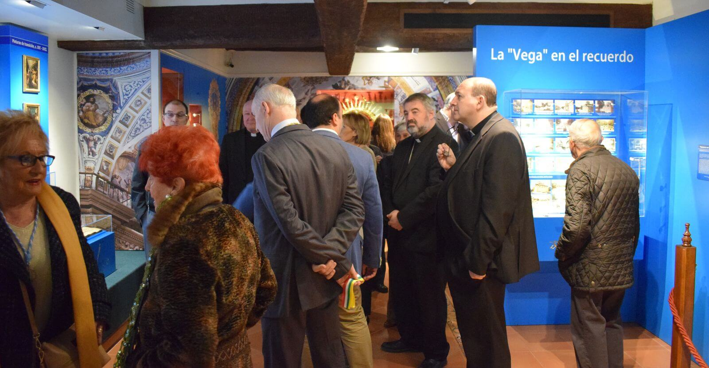 Inaugurada la reforma del Museo Virgen de la Vega 4