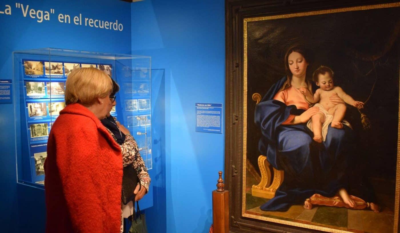 Inaugurada la reforma del Museo Virgen de la Vega 7