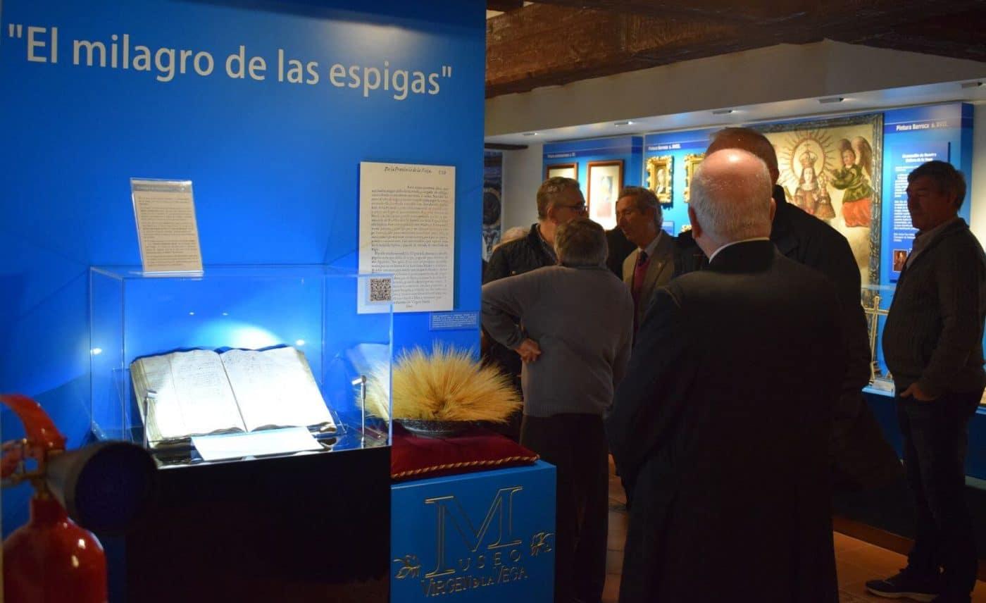 Inaugurada la reforma del Museo Virgen de la Vega 9