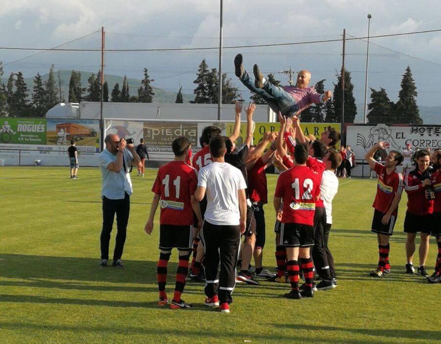 La Calzada vence al San Marcial y regresa a Tercera División 3