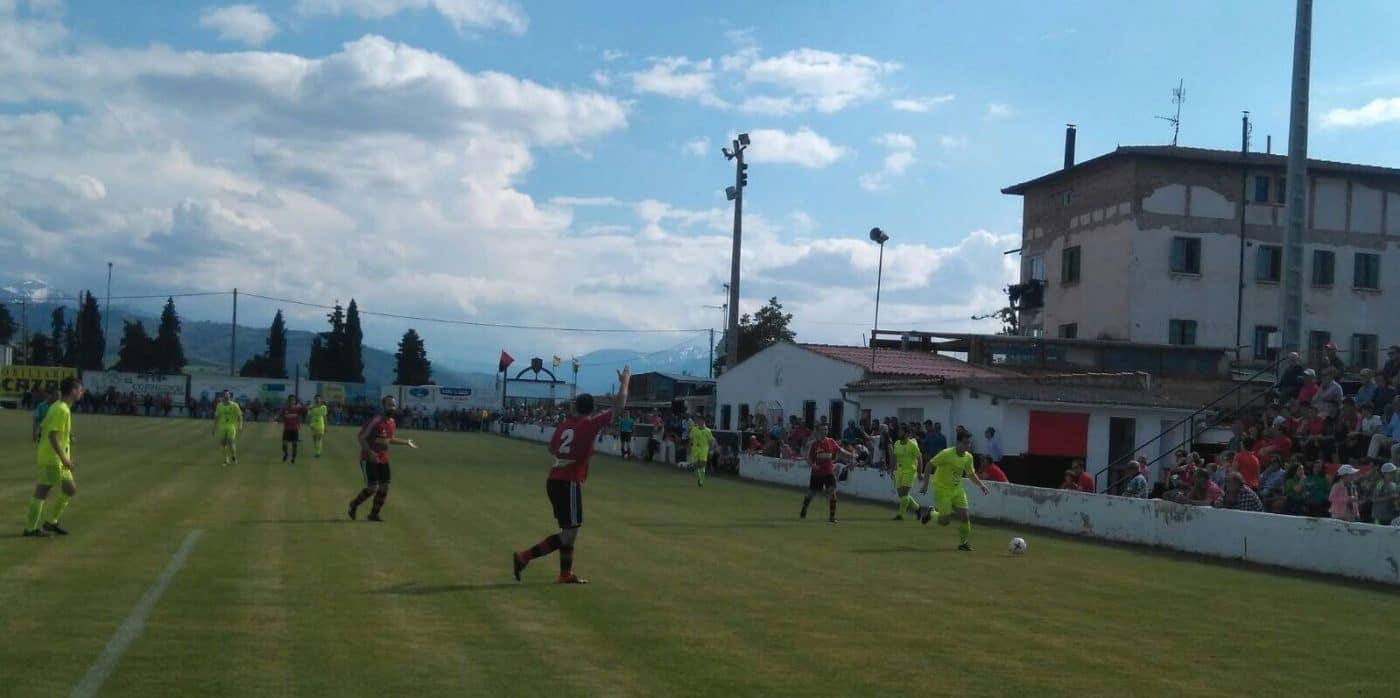 La Calzada vence al San Marcial y regresa a Tercera División 4