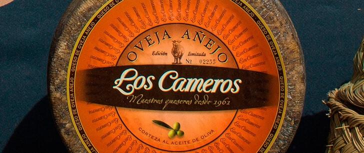 Los Cameros, galardonado con el primer y segundo premio en el prestigioso concurso nacional 'Gourmet Quesos' 2