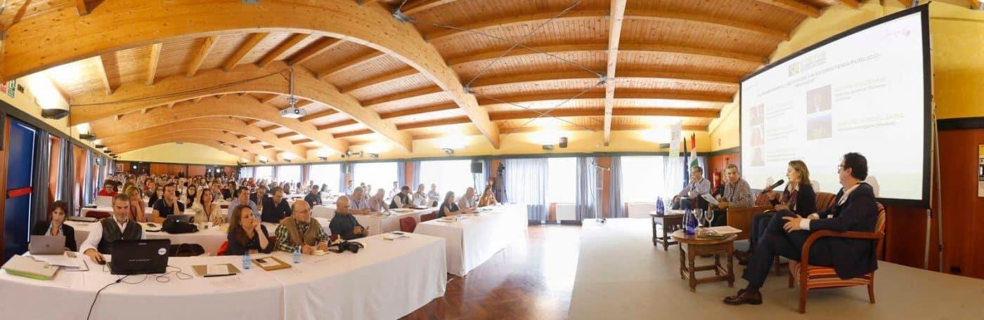 Más de 200 profesionales del turismo rural señalan en La Rioja la necesidad de cohesión en el sector 1