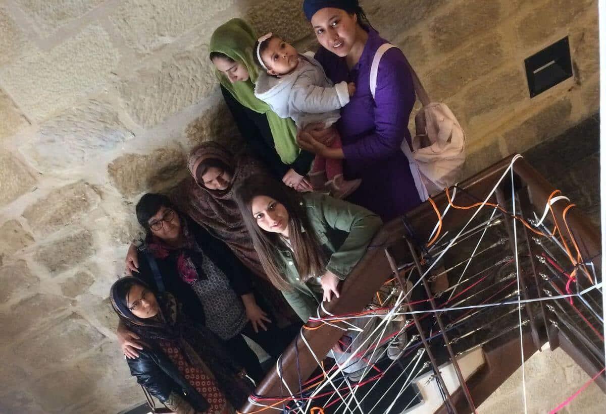 Mujeres inmigrantes de YMCA celebran en el Torreón el Día Internacional de los Museos 1