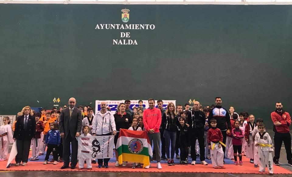 Oihane del Val, campeona del Professional Taekwondo Open de Zamora 1