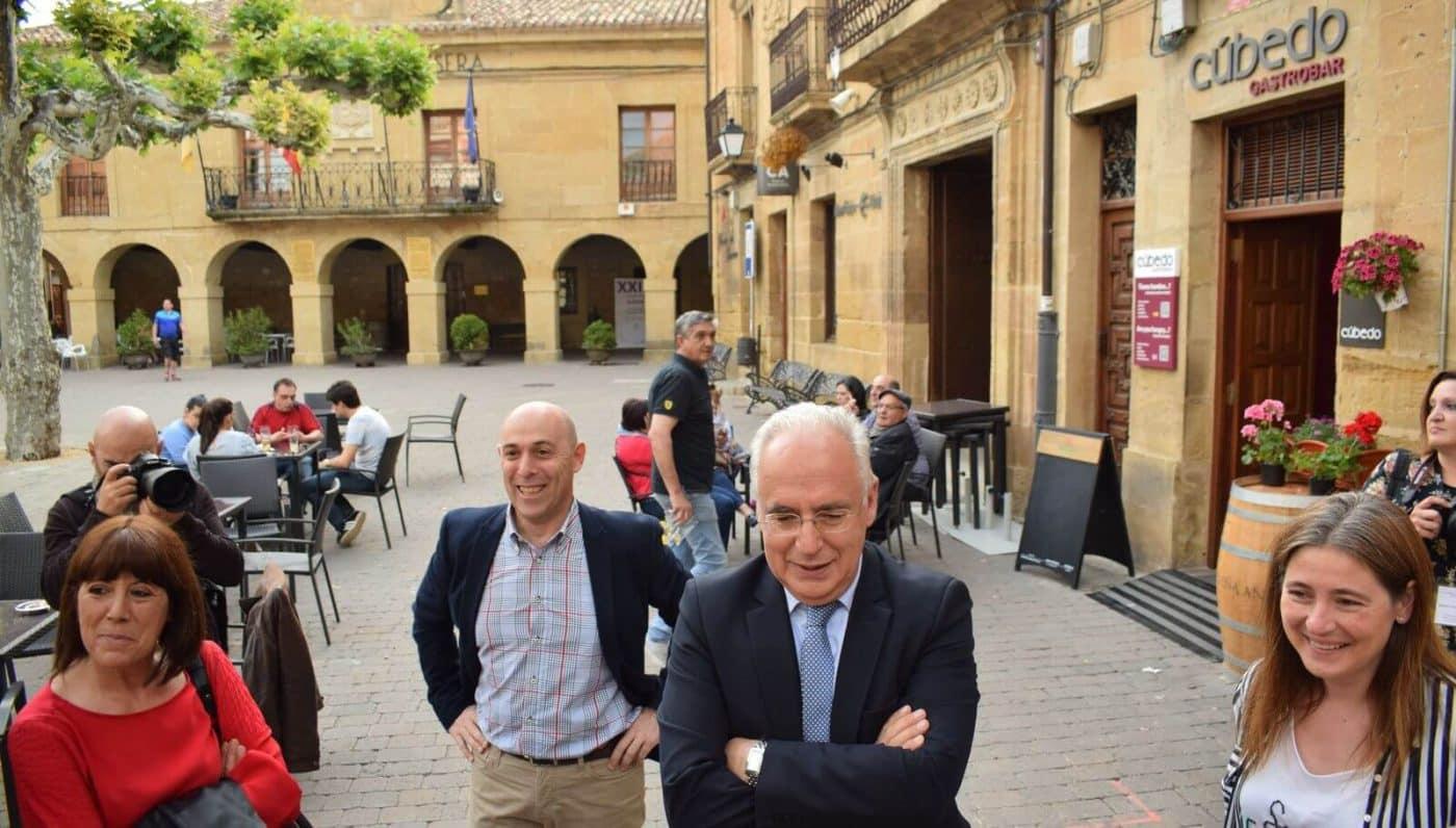 Arranca en San Vicente de la Sonsierra la asamblea general de Acevin 3