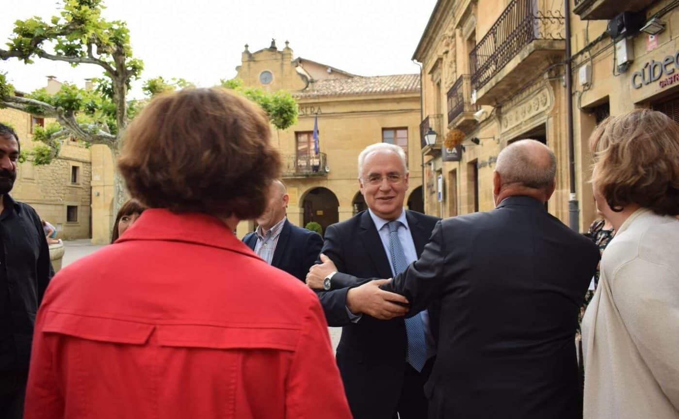 Arranca en San Vicente de la Sonsierra la asamblea general de Acevin 4