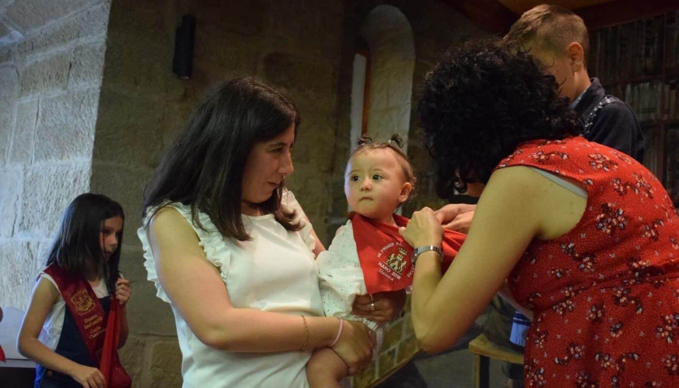 Bautismo festivo para casi 70 niños en Haro 2
