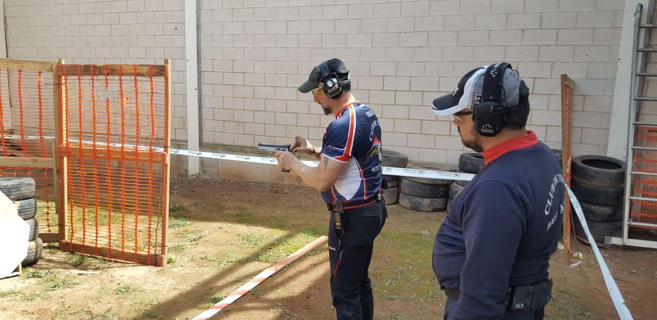 Chema Ortega, ganador del Trofeo Lejarazu Sport 2
