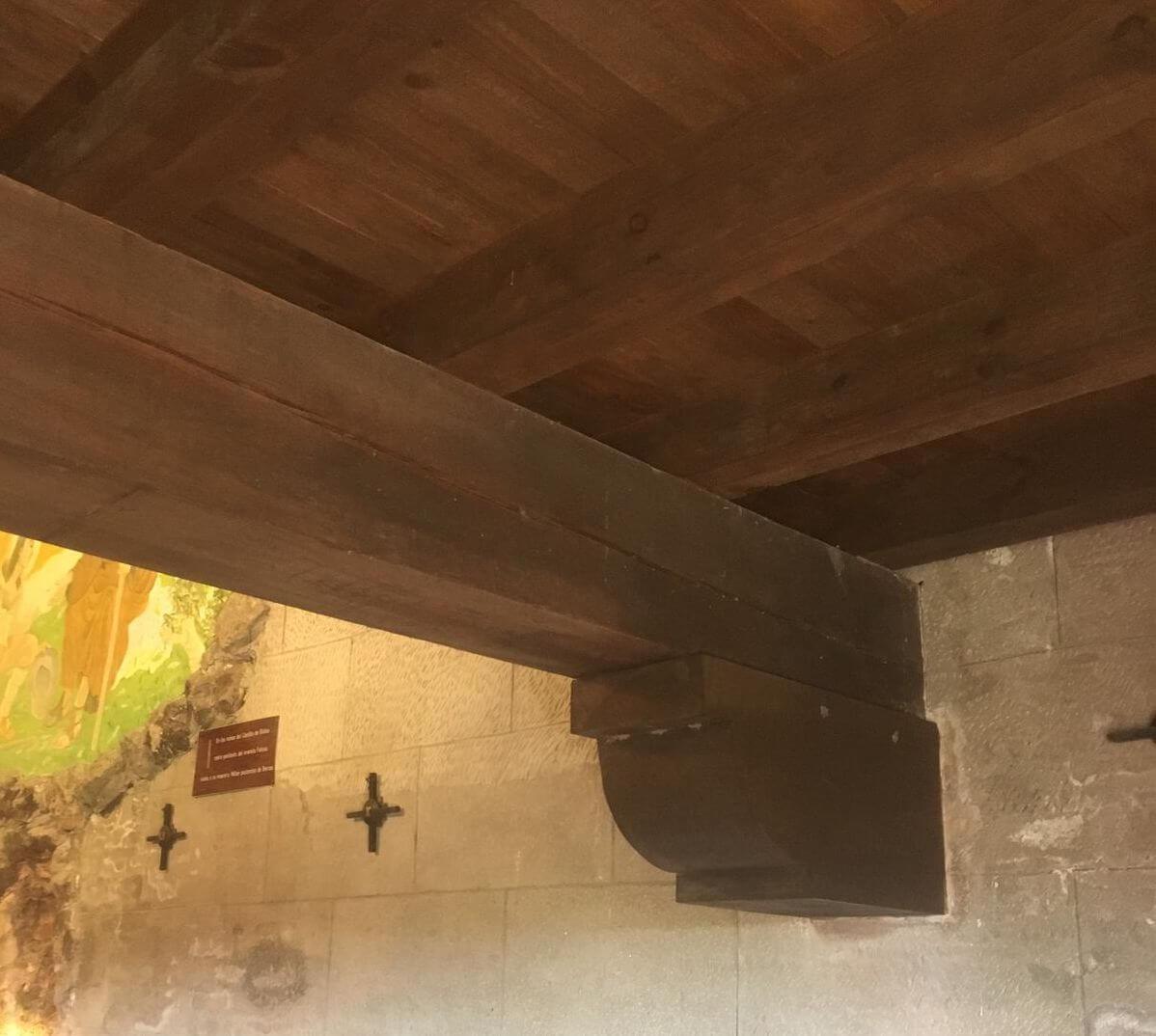 Concluyen los trabajos de mejora en la ermita de San Felices 1