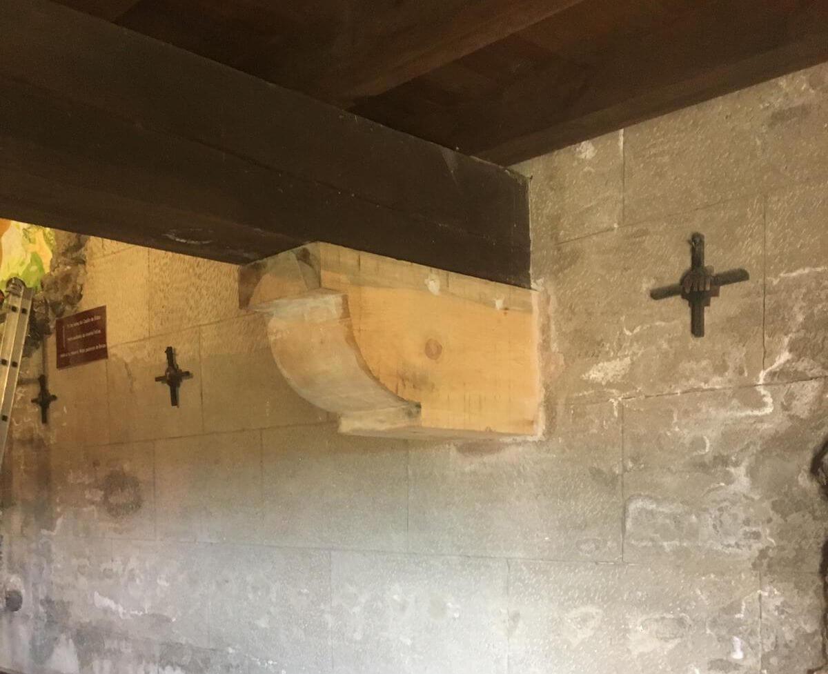 Concluyen los trabajos de mejora en la ermita de San Felices 2
