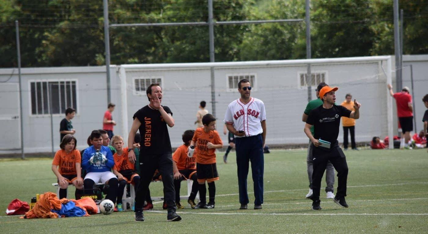 El balón echa a andar en el Torneo Naranja del Jarrero FC 2