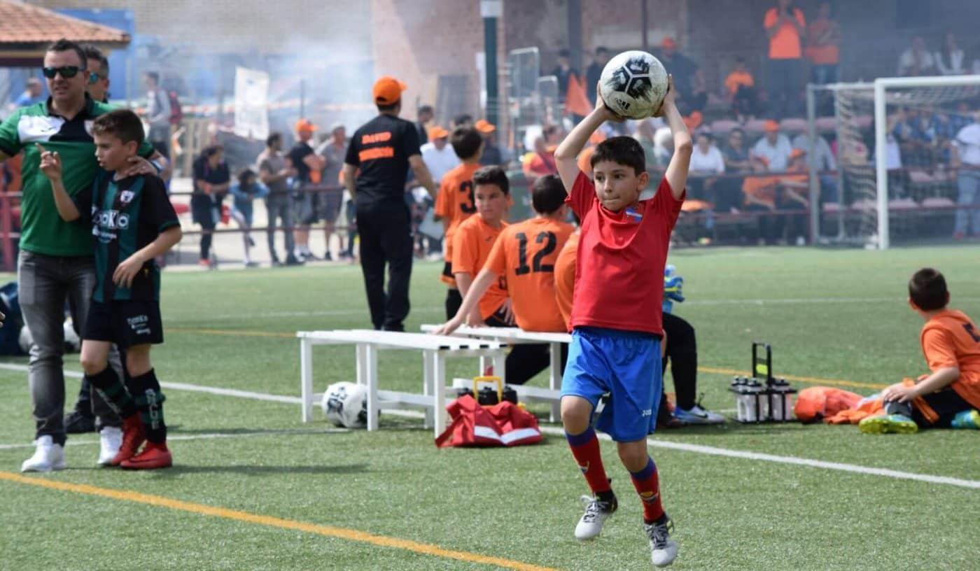 El balón echa a andar en el Torneo Naranja del Jarrero FC 11